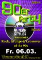 90er Party & Altern Styles