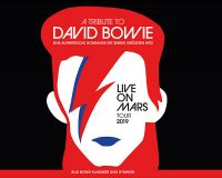 Live on Mars – Tribute to David Bowie