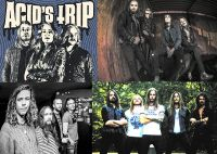"Riff Rock Night in ""Gerd's Juke Joint"" Joldelund mit Acids Trip (S), Dead Heads (S), Grande Royale (S) und Hypnos (S)"