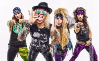 Steel Panther – ›Heavy Metal Rules‹ Summer Tour 2020