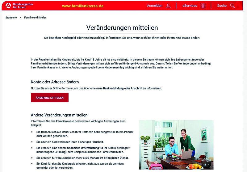 Kindergeld Lübeck
